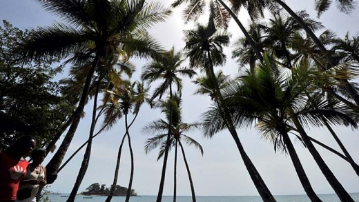As it lures investors and woos travel writers - in 2009 the Lonely Planet guidebook ranked Sierra Leone one of the ...