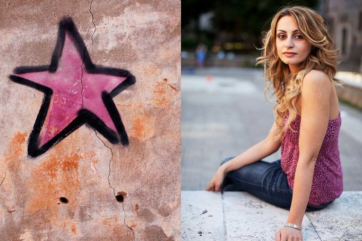 Garbatella: <i>star looks - Francesca</i>