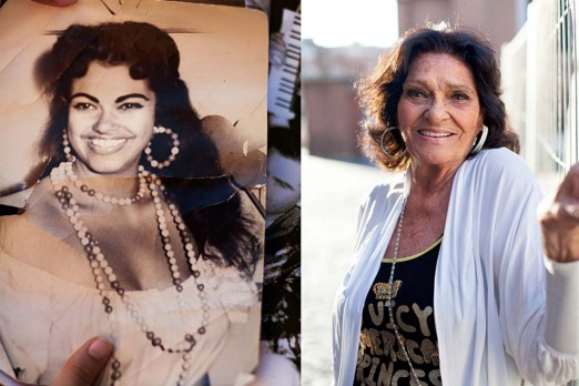 San Lorenzo: <i>then and now at 81 - Marcella</i>