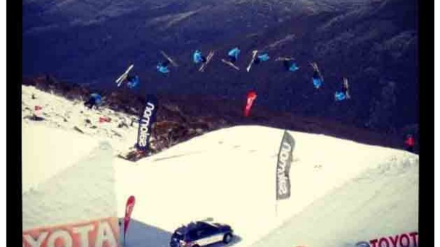 One Hit Wonder at Thredbo by @chezwalk