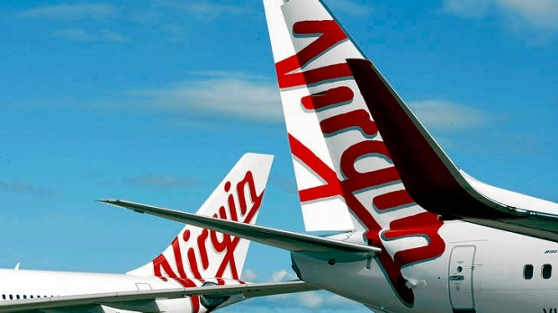 Virgin Australia has, for the first time, overtaken Qantas for the number of domestic passengers carried over a 12-month ...