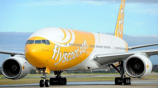 Scoot, which flies between Australia and Singapore, is one of the world's cheapest airlines, based on cost per kilometre.