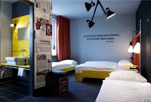 good hostels in australia chic and cheerful photos. Black Bedroom Furniture Sets. Home Design Ideas