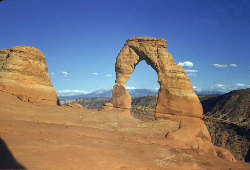 Moab, USA. You know that famous scene in one of the Mission Impossible films when Tom Cruise is rock-climbing on what ...