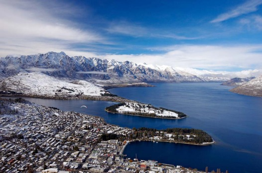 Queenstown, New Zealand. You forget, sometimes, just how beautiful New Zealand is. And then you fly into Queenstown, ...