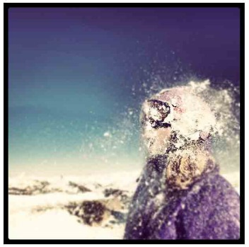 Face full of snow @perisher_ski_resort