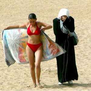 Emiratis' concerns are growing about the state of dress of some foreigners in the United Arab Emirates, where a strict ...