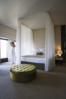 Imperial Suite, Sofitel Melbourne. How much: $4000. The furnishings are elegant and tactile ? think leather chairs, ...
