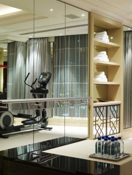 Chairman's Villa, Crown Towers, Melbourne. How much: $27,500 per night. There's a private gym and a massage room with ...