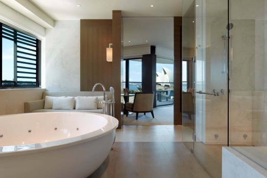 Sydney Suite, Park Hyatt, Sydney. How much: $16,000 per night. Wherever you stand or sit in the suite, the floor to ...