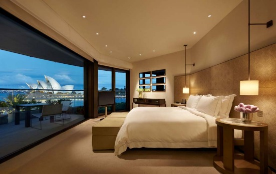 Sydney Suite, Park Hyatt, Sydney. How much: $16,000 per night. The Sydney Suite is spacious – 350 square metres, ...