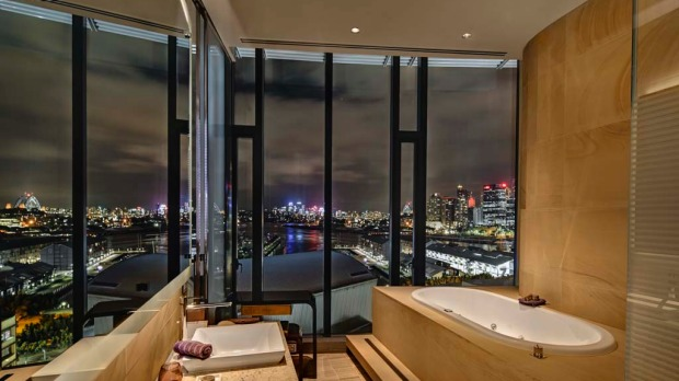 Penthouse Suites, The Darling, Sydney. How much: Around $12,000. Guests in the Penthouse Suites enjoy 24-hour butler service, and one of the things your butler is happy to do is organise a takeaway meal from one of The Star's top restaurants.