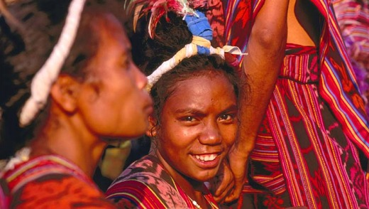 Cultural values... East Timor is aiming to develop 'low-volume, high-value, eco-based and community-oriented tourism'.