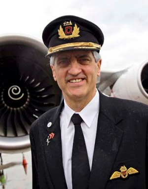 Captain Richard De Crespigny, who had been flying for 35 years, said foremost in the flight crew's minds was that the ...