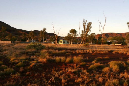 Blue asbestos was mined and milled at Wittenoom in Western Australia.