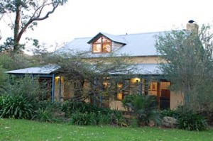 Worrowing house, Jervis Bay.