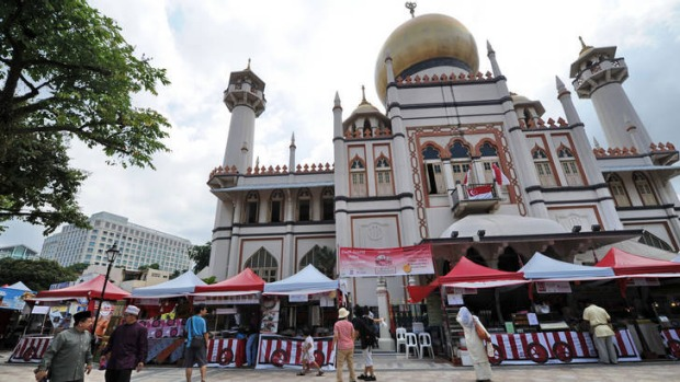get ready for the muslim tourist boom
