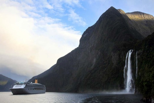 Stunning Milford Sound in the far south of New Zealand is a part of the world that appears at first glance to be too ...