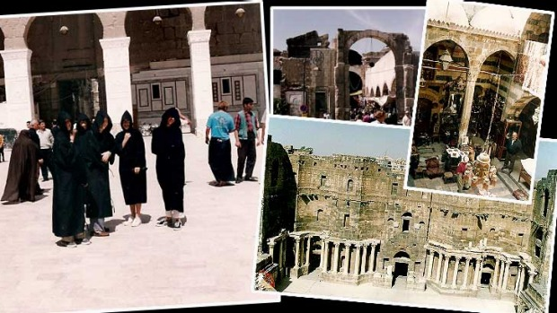 Another time ... memories of Syria and Damascus.