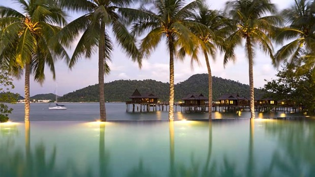 All spice... Pangkor Laut island.
