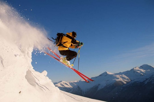 Whistler is a legendary destination for all things snow.