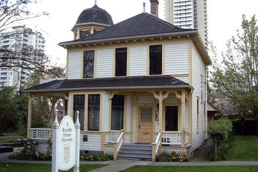 Roedde House Museum shows off Vancouver in its early days.