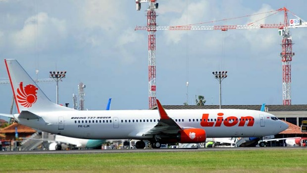 Lion Air is Indonesia's biggest domestic carrier, but the airline is still on the European Union's banned list over ...