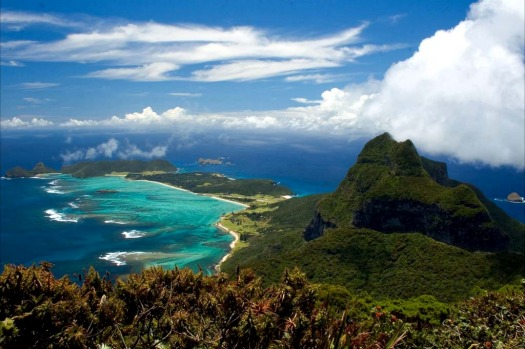 If you're happy to cook for yourself and pack your own towels on Lord Howe Island, you can stay at the island's Hideaway ...