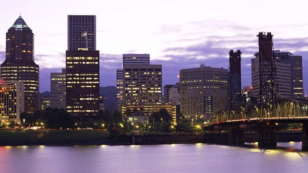 Fifty shades of tourists? Portland and Seattle are hoping the hit erotic novel Fifty Shades of Grey will boost tourism.