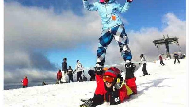 Week seven: Hotham fun by @clairehanrahan