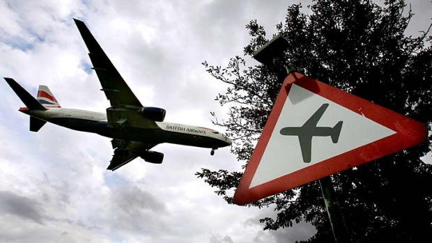 Which way to London? Southend Airport, 80km from the city, has been designated as a London airport by the International ...