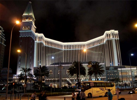 The Venetian in Macau is a replica of its counterpart in Las Vegas, which in turn attempts to replicate the experience ...
