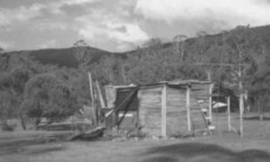 Bob Reid's second hut at Perkins Flat in the Brindabella Valley.