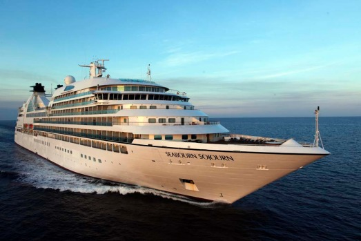 What the Titanic II will be up against ... the Seabourn Odyssey. Boutique cruise ships are hot and Seabourn Cruise ...