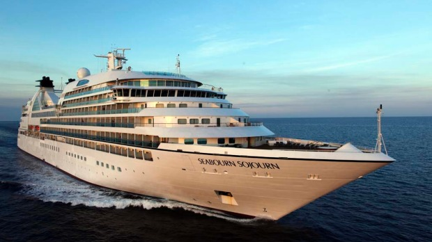 What the Titanic II will be up against ... the Seabourn Odyssey. Boutique cruise ships are hot and Seabourn Cruise Line's Sojourn and Quest carry just 450 guests apiece in ocean-facing accommodations, and have one of the highest ratios of space per guest in the cruise industry.