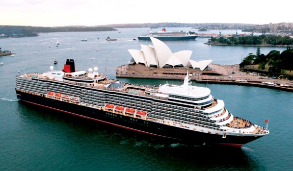 In architecture and tradition, the closest rivals to Titanic and Titanic II are arguably the ships of the Cunard fleet. ...