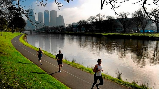 Most liveable ... Melbourne has topped the global rankings again.