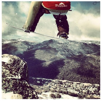 Week ten: Thredbo by @snowbum_spaz