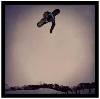 Week eleven: Big Air Thredbo by @tazeld