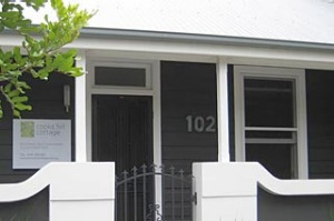 Cooks Hill Cottage.