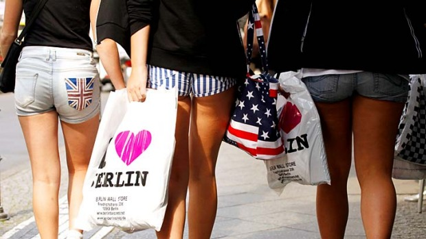 Berlin is now Europe's third most visited city after the more established magnets London and Paris.