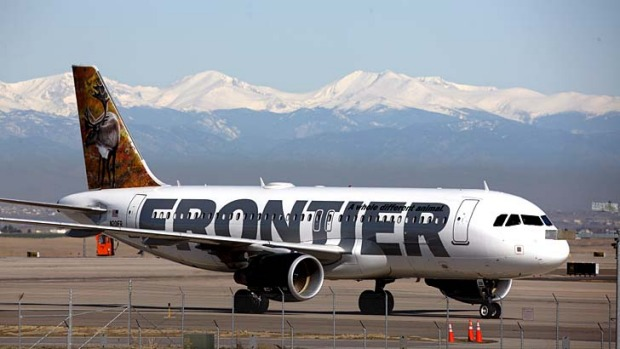 Denver-based Frontier Airlines has become the first in America to announce its customers will be subject to higher fees ...