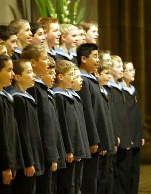 On Sundays in Vienna, you can see the famous Vienna Boys Choir for free - but be prepared to queue.