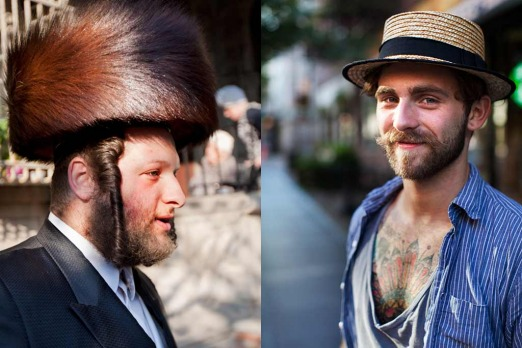 South Williamsburg: <i>beards</i>