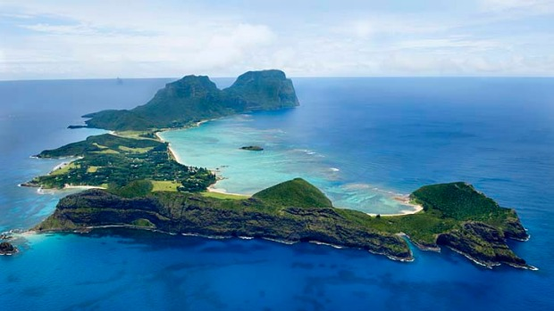 Lord Howe Island is 'paradise on Earth', according to US traveller Lee Abbamonte, who has visited every country in the world.