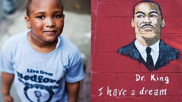 Bedford-Stuyvesant: <i>sadly for kids like Amir, 49 years later it's still a dream</i>