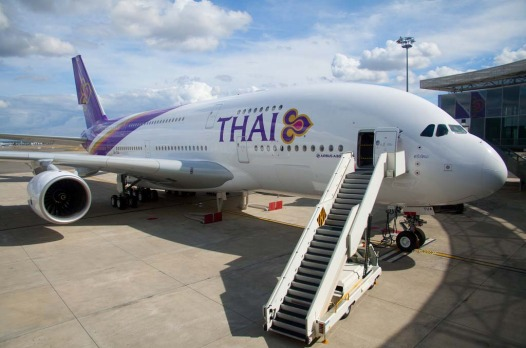 Thai's 507-seat A380s and new regional unit Thai Smile will lead a push to win more business traffic as low-cost airlines lure leisure flyers.