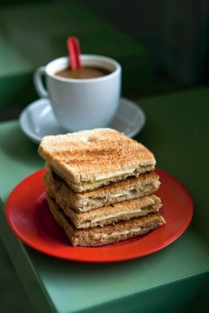 Kaya toast. Some Singaporeans simply can't function without a kickstart breakfast of white bread grilled over coals and ...