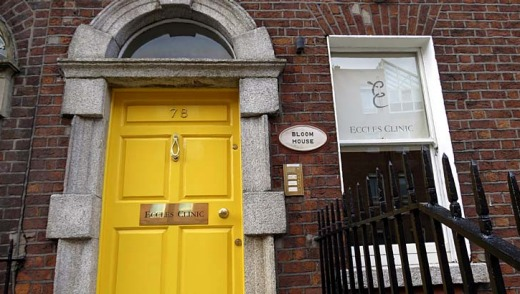 The James Joyce Centre, Dublin.