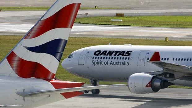 British Airways will now charge for checked luggage on some routes, but Qantas has actually increased its luggage limits included in the fare.